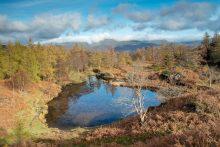 Holme Fell Reservoir