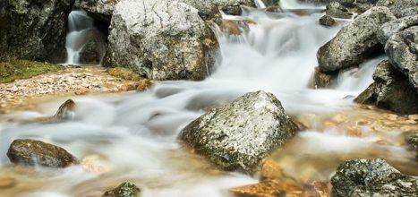 Gordale Scar Lower Waterfalls