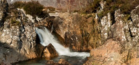 River Coupall Falls