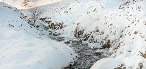 Stob Coire Raineach Winter 4