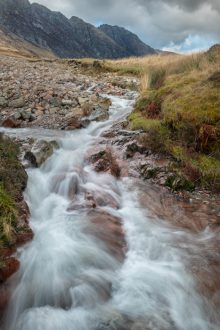 The Cool Waters from Aonach Eagach